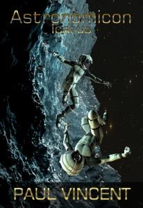 Astronomicon: Icarus - new cover art