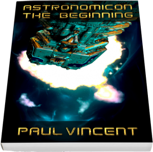 Front cover of Astronomicon: The Beginning
